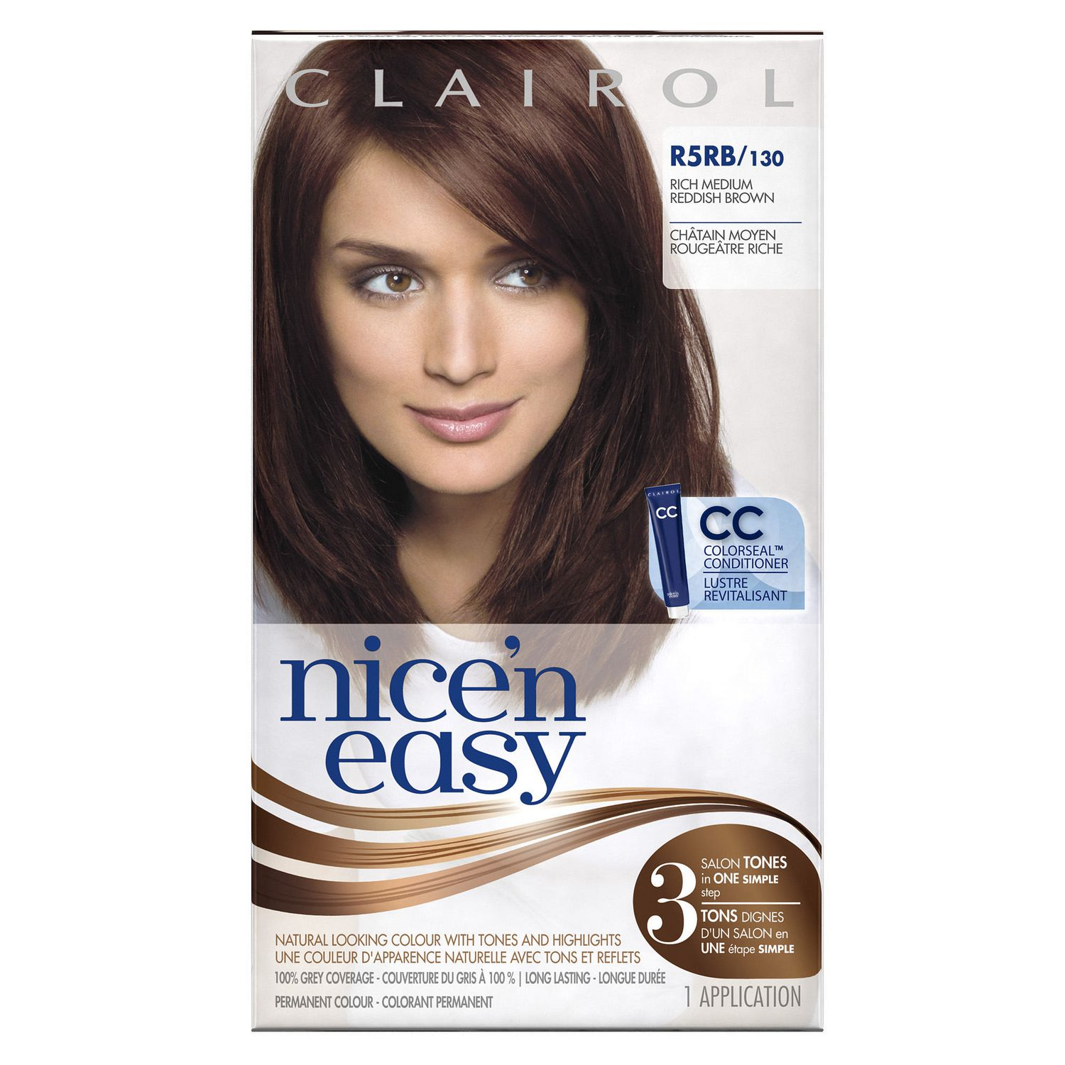 Clairol nicen easy hair colour kit walmart canada solutioingenieria