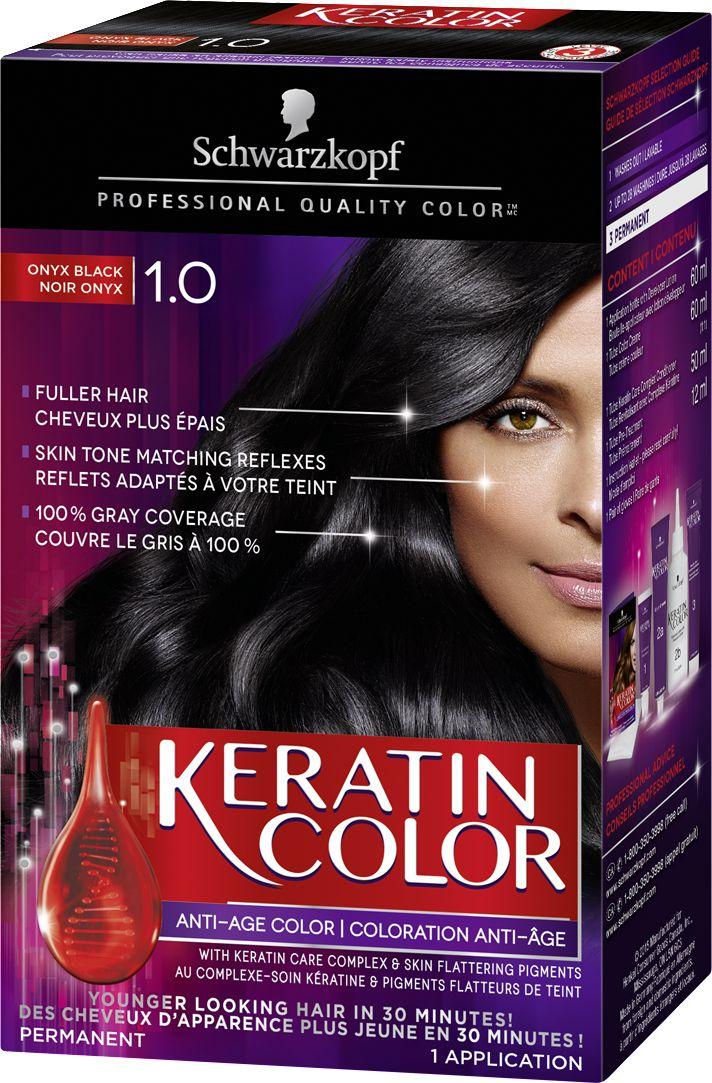Schwarzkopf Keratin Hair Color Chart Hobitfullring