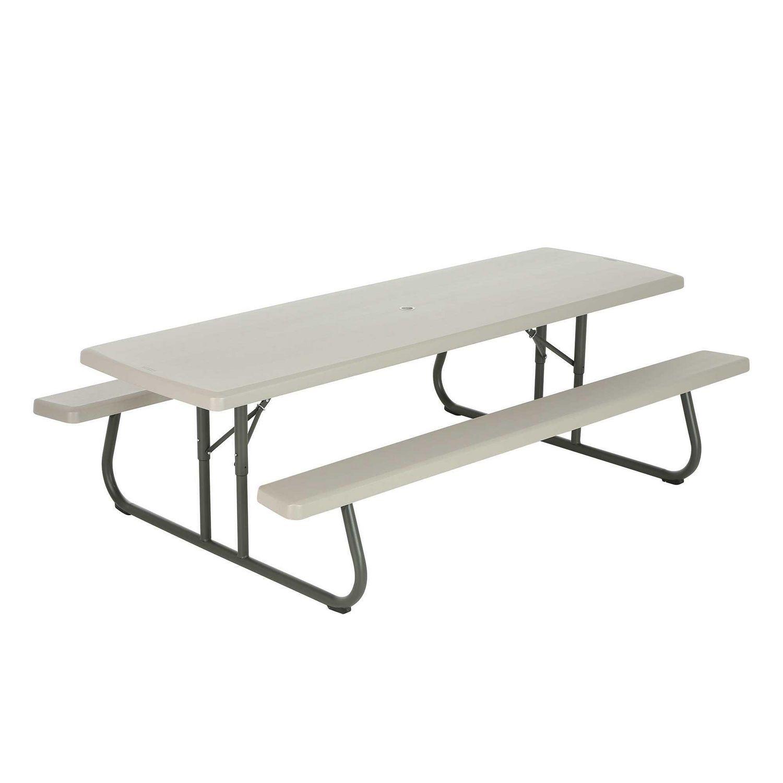 - Lifetime 8-Foot Classic Folding Picnic Table Walmart Canada