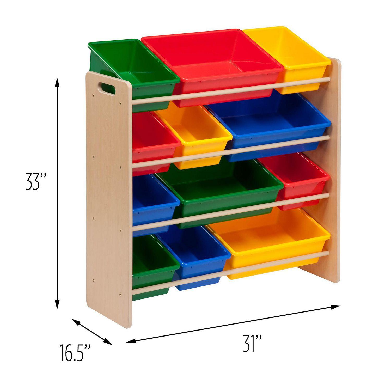 Toy Organizer Toy Storage Organize Kids Storage Organizer Playroom Storage Rack