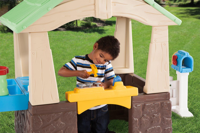 Little Tikes Deluxe Home & Garden Playhouse | Walmart Canada