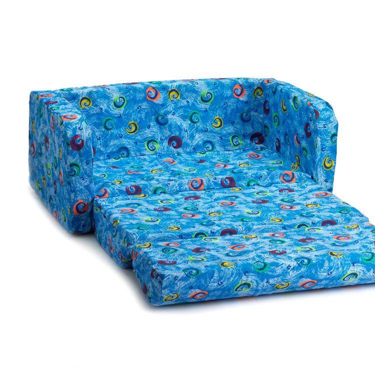 Kids Flip Sofa Comfy Open