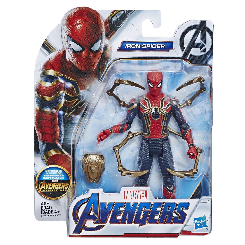 Ba/ñador Slip Ni/ño Spiderman Marvel Avengers Rojo 1-2-3-4-5 A/ños
