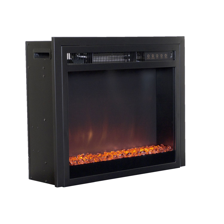 corliving jackson espresso fireplace tv bench for tv u0027s up to 80