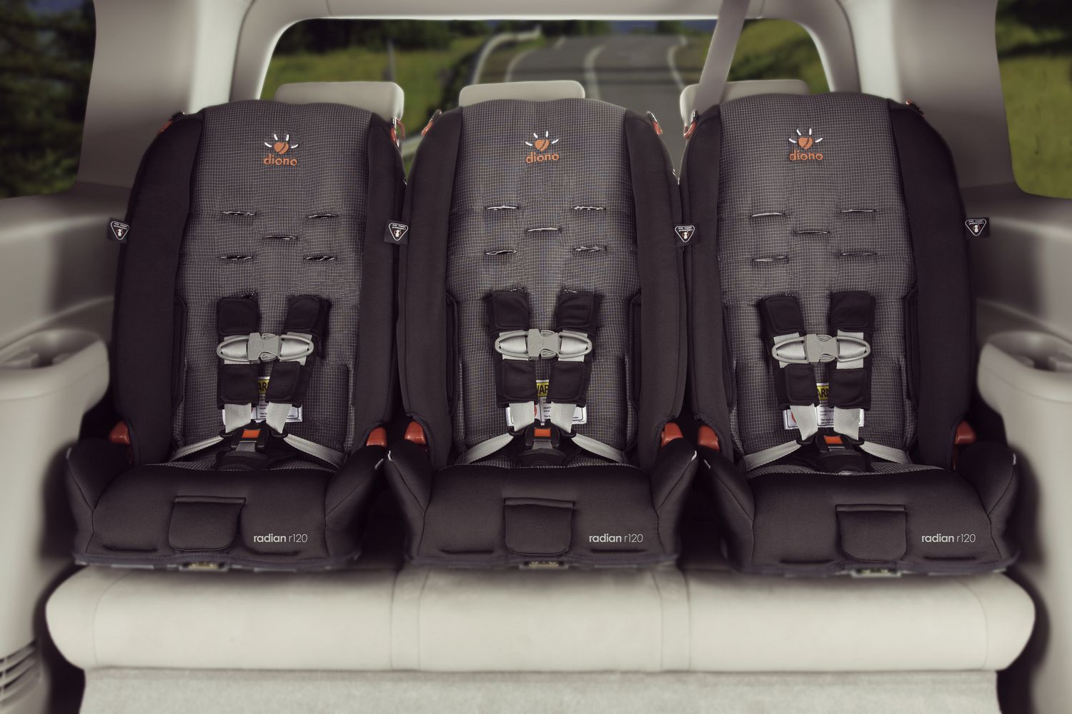 Diono Car Seat Cover Velcromag