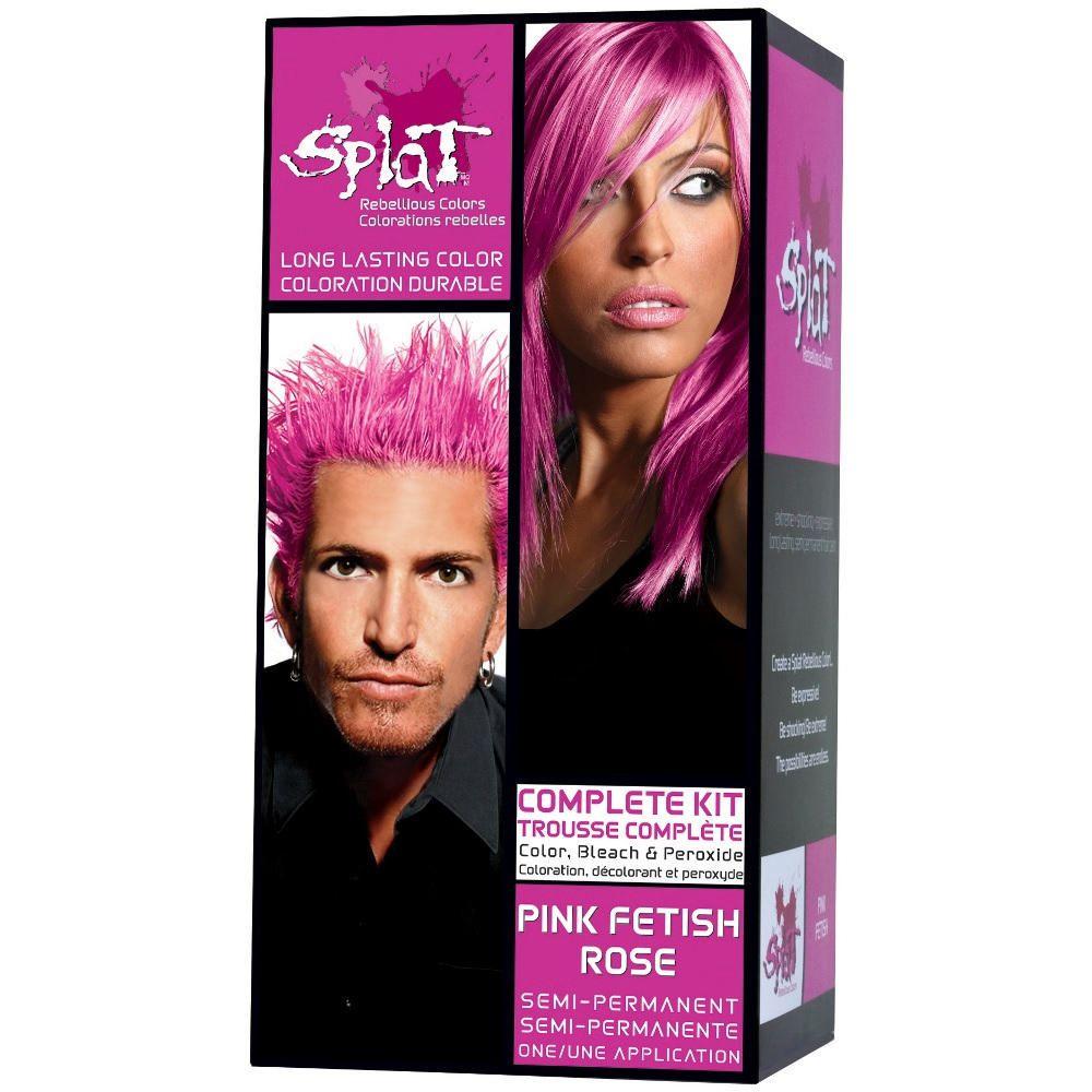 Splat Pink Fetish Colour Bleach Kit Walmart Canada