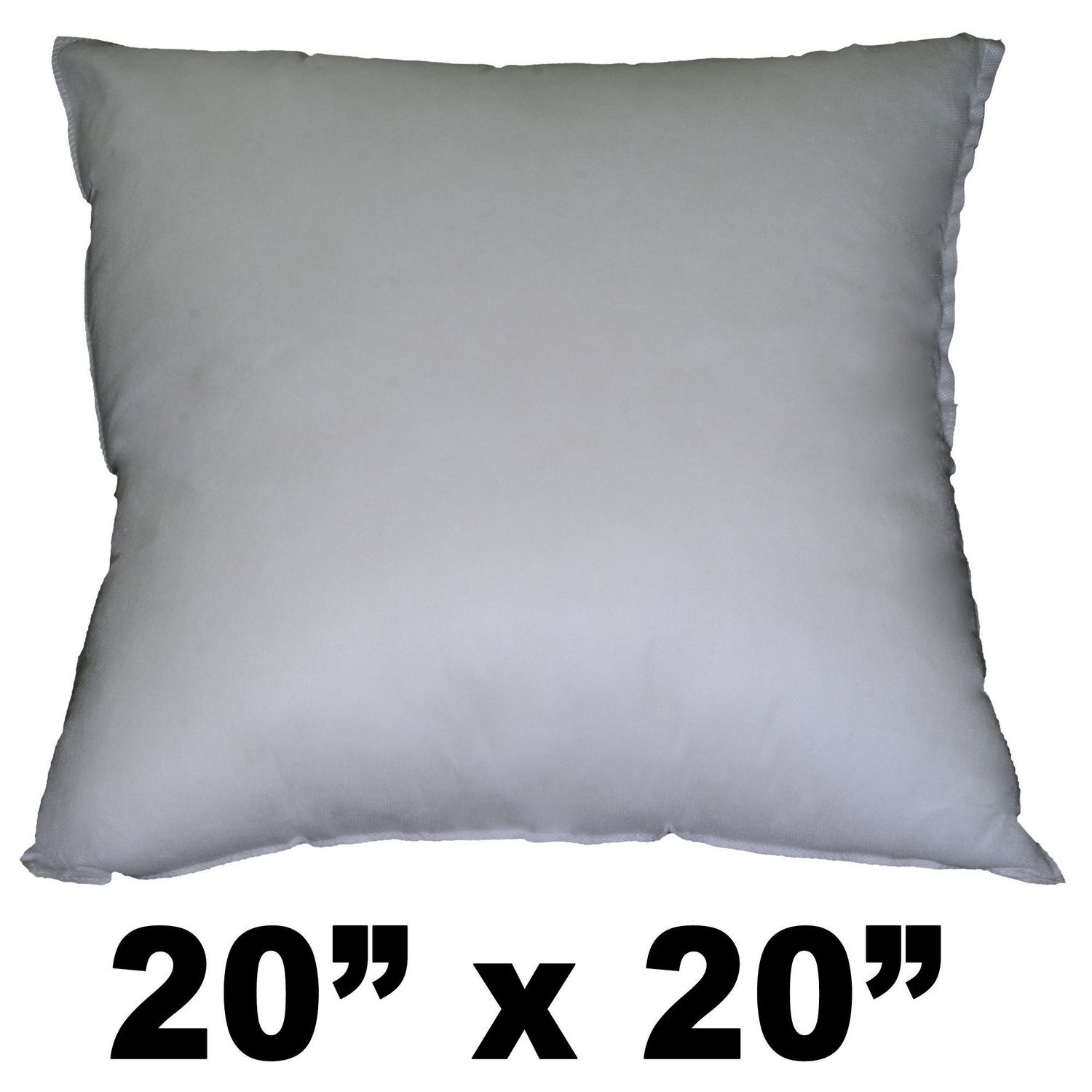 Hometex Square Polyester Fill Pillow Form Walmart Canada