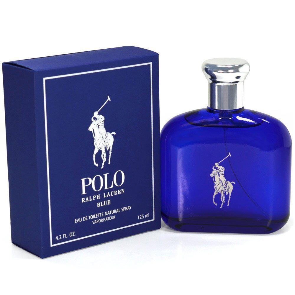 Ralph Lauren Polo Blue Eau De Toilette Spray for MEN 125 ml. Men s fragrance f2fd7d59b4f
