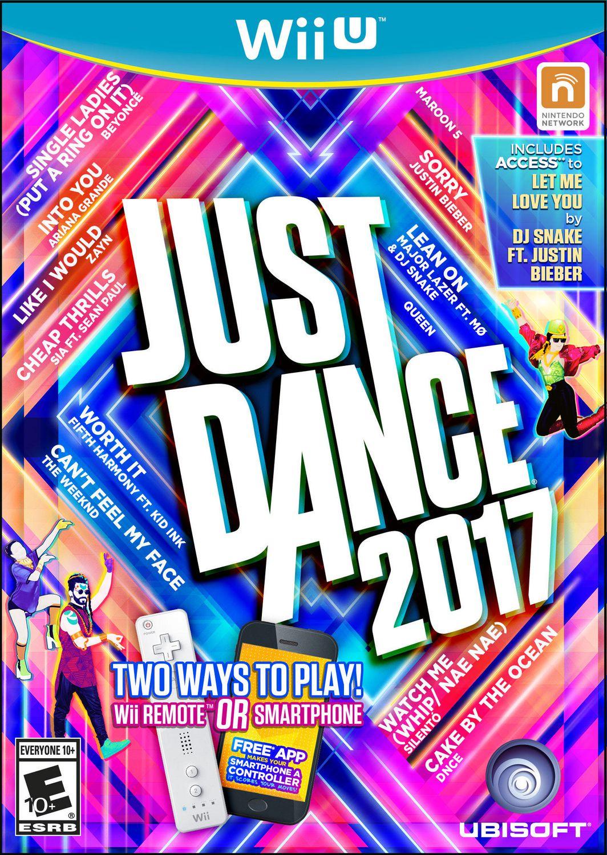 Just Dance 2017 (Wii U)   Walmart Canada