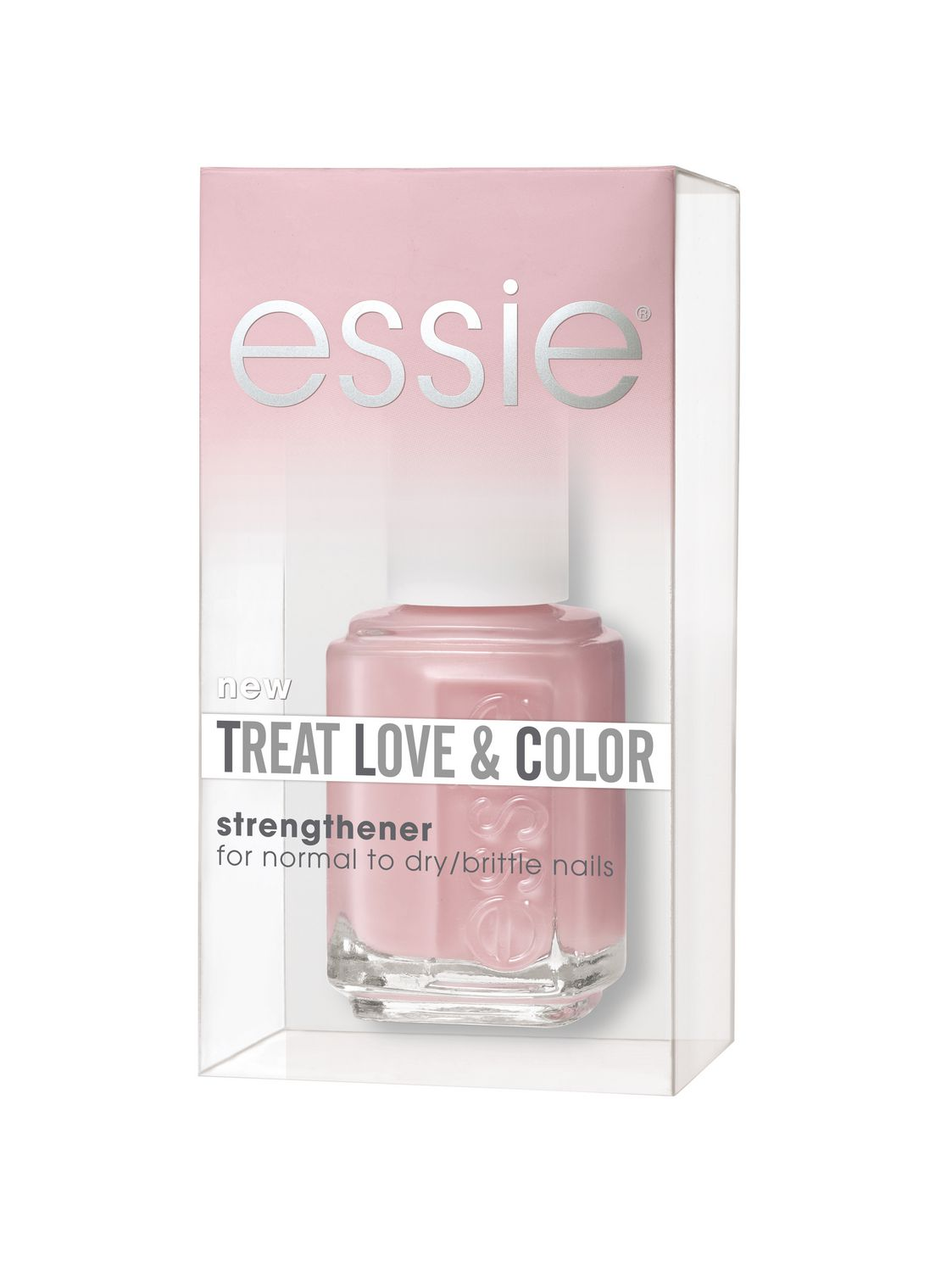 Essie Treat Love & Colour Nail Strengthener | Walmart Canada