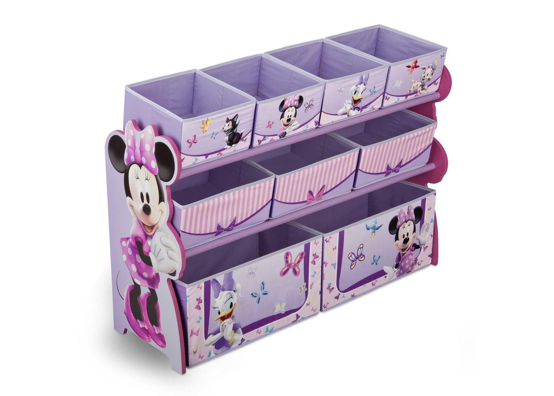 Disney Mickey Minnie Mouse Deluxe Multi Bin Organizer Walmart Canada