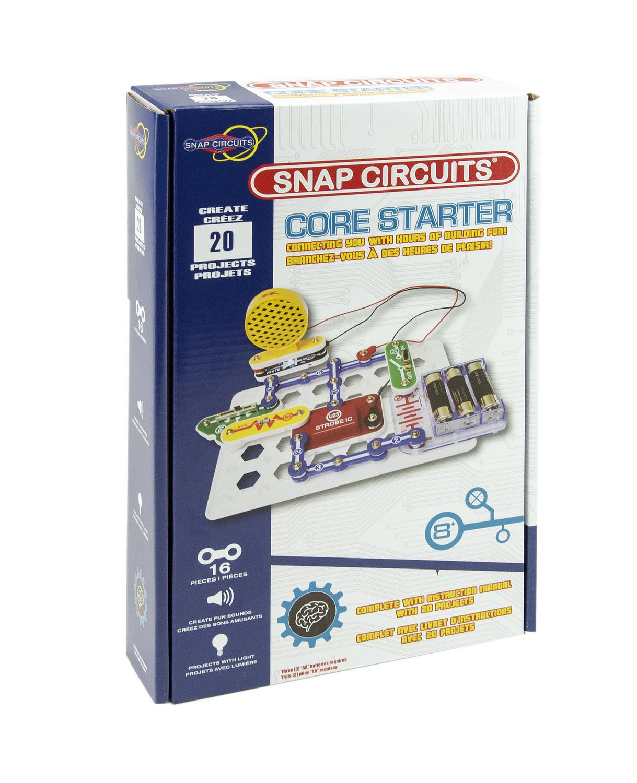 Snap Circuits Core Starter Set Walmart Canada Manual