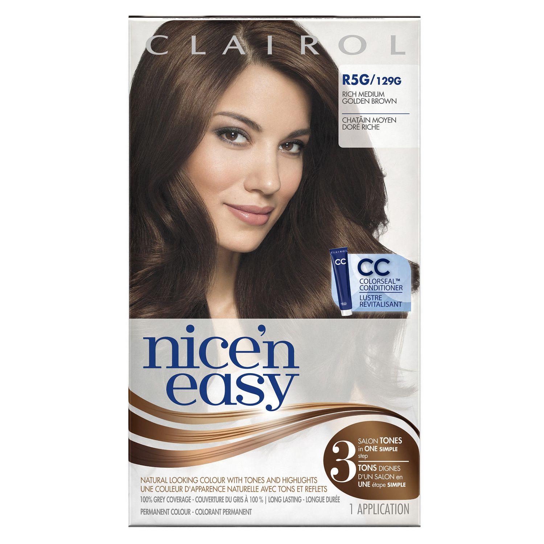 Clairol Nicen Easy Hair Colour Kit Walmart Canada