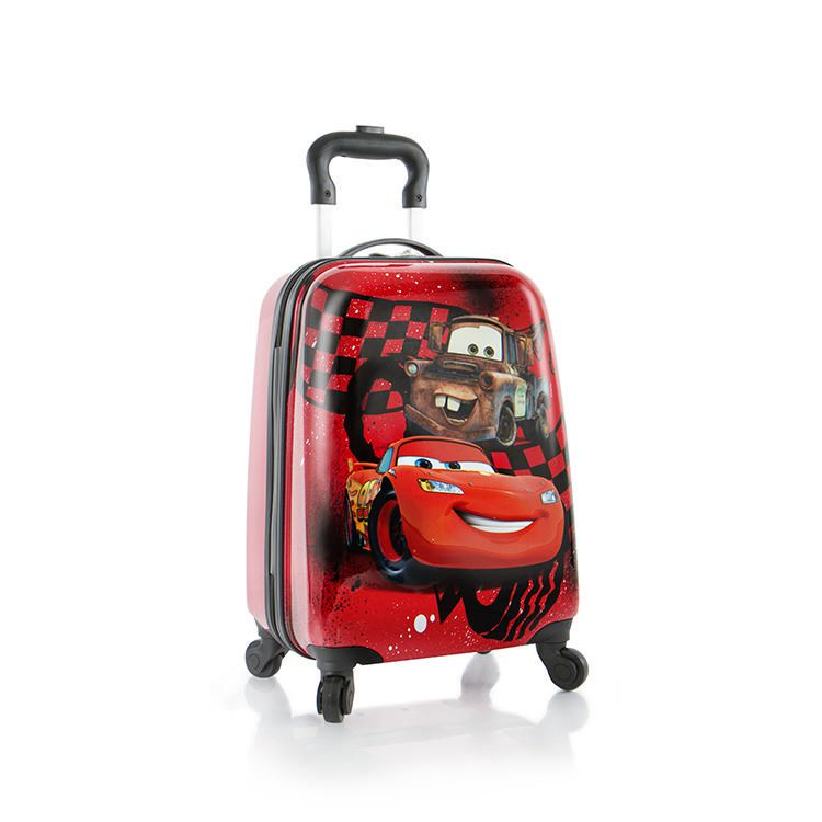 7b0f64d64a29 Heys International Disney Cars Kids  Spinner Luggage - image 1 of 5 zoomed  image
