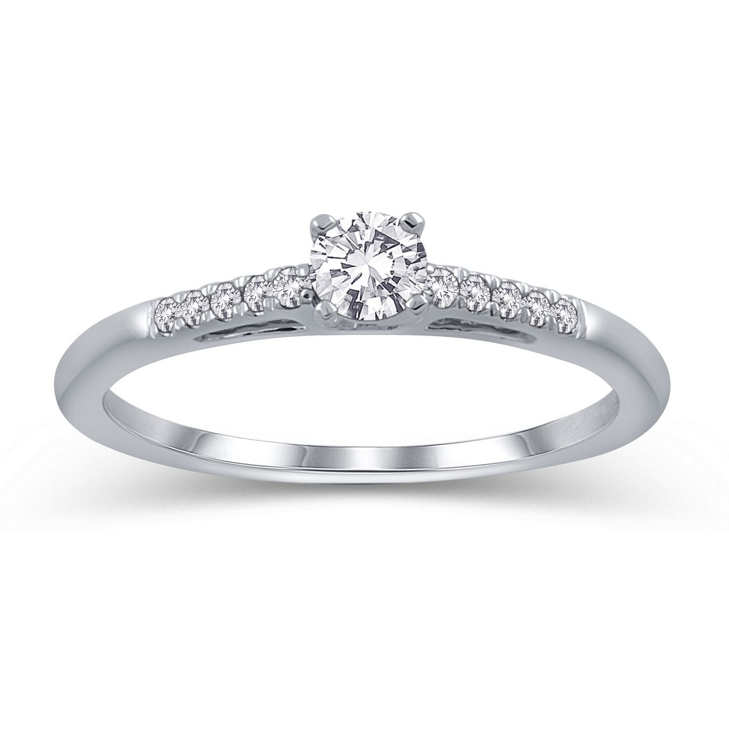 engagement solitaire diamond carat rings jewelry ring diamondland