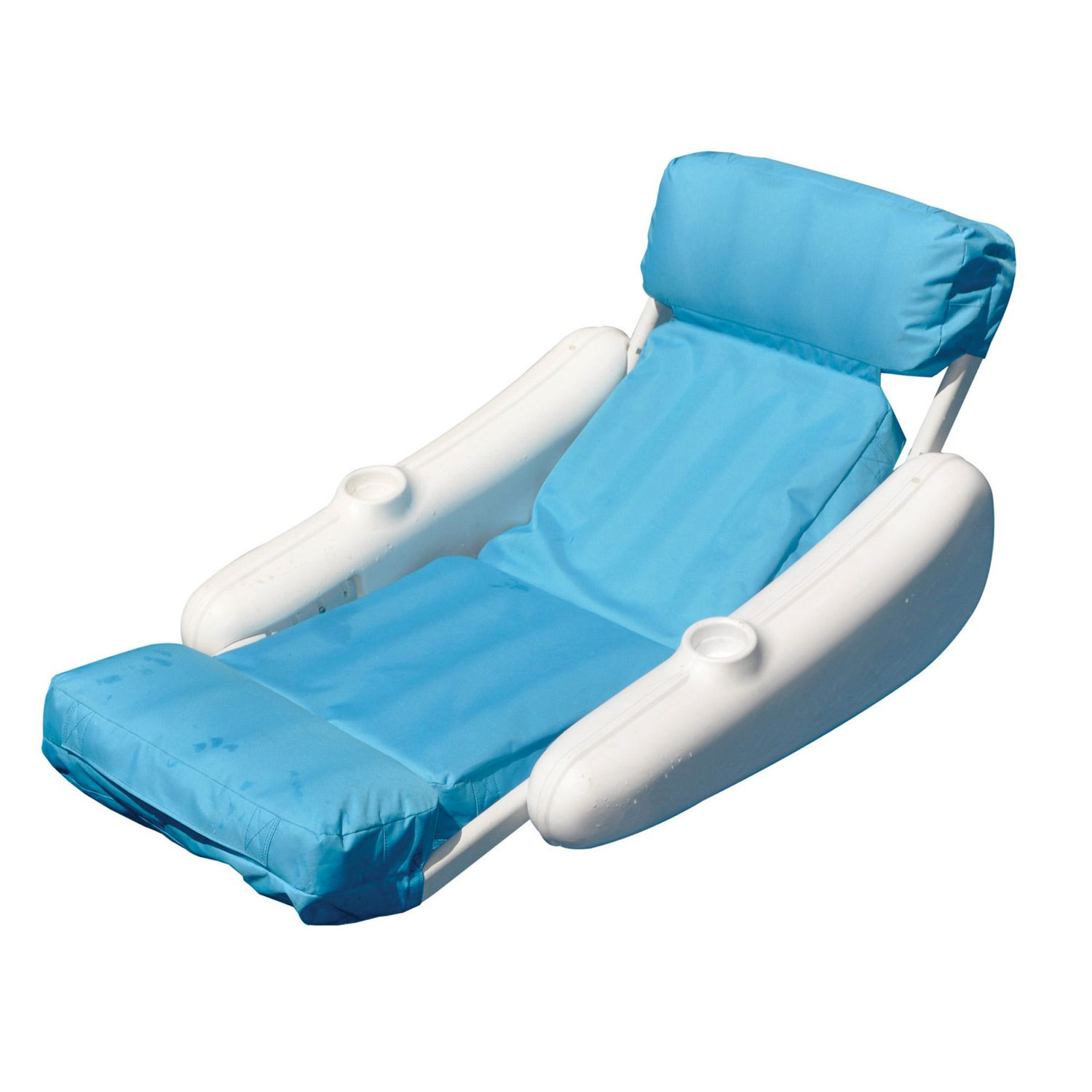 swimline sunchaser luxury floating pool lounger walmart canada