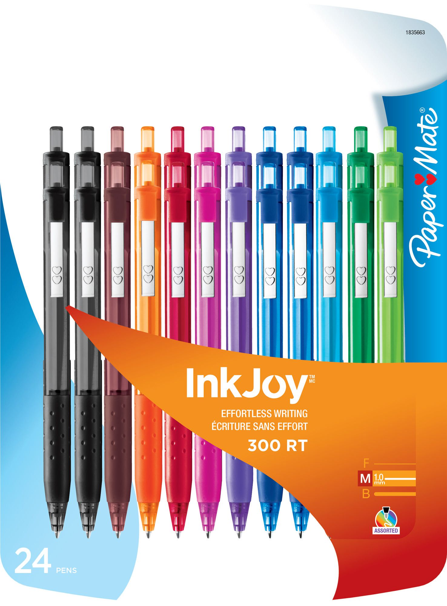 papermate paper mate inkjoy 300 rt walmart canada
