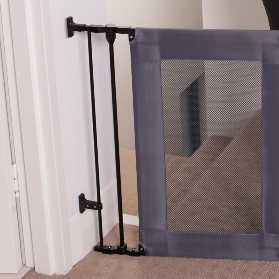 dreambaby brooklyn converta play pen gate with mesh sides