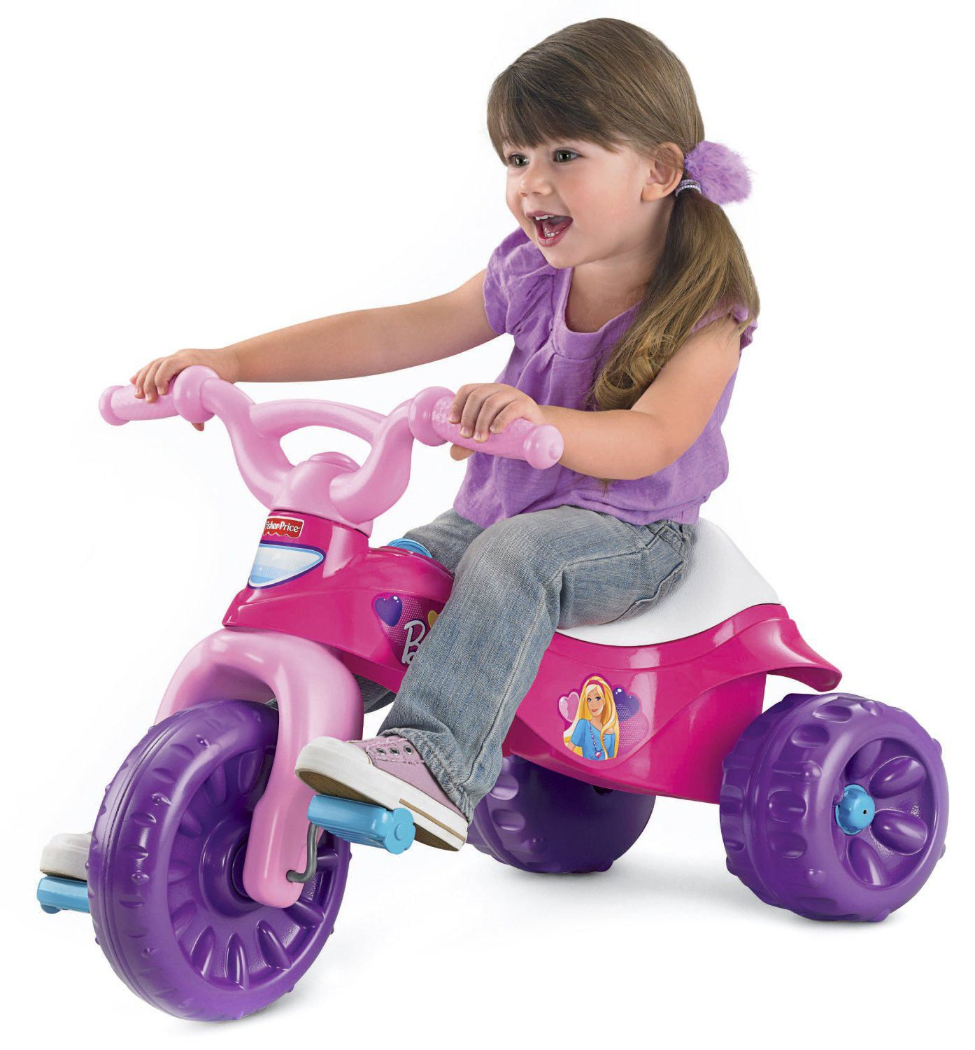 Fisher Price Barbie Tough Trike