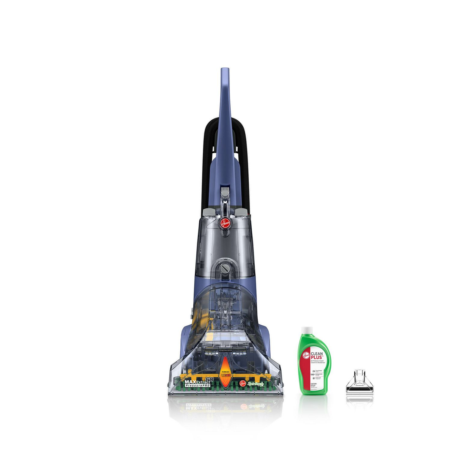 hoover max extract 60 pressure pro deep carpet cleaner
