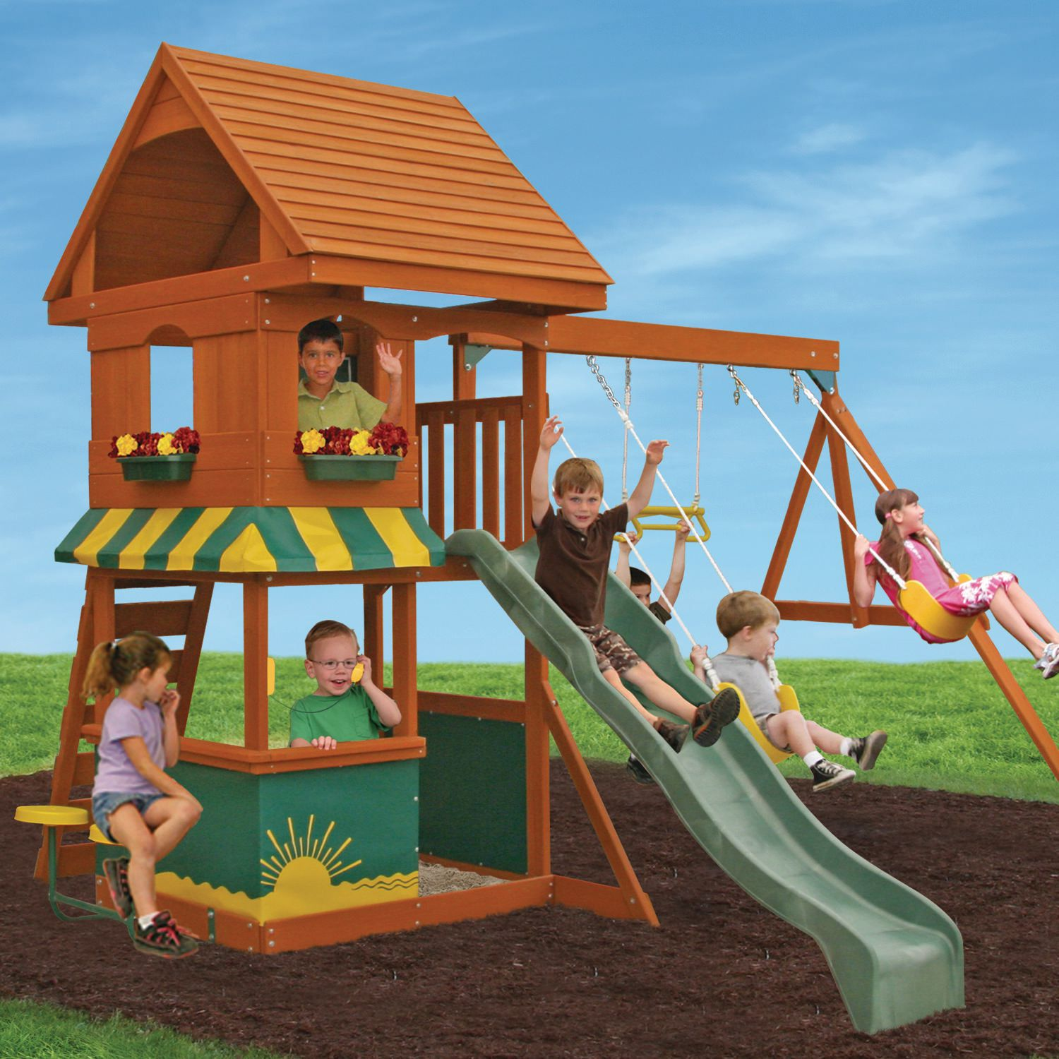 games cedar wood dp set discovery backyard swing com sale all toys dayton amazon sets for playset