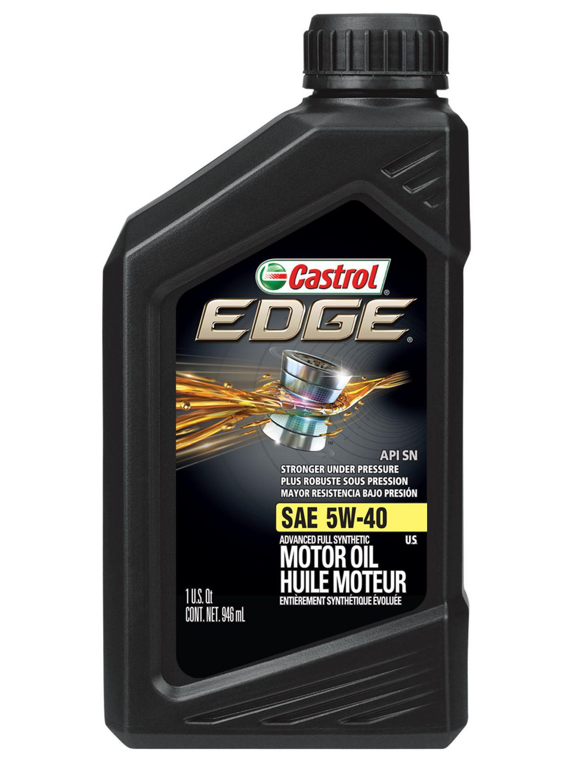 Fabriksnye Castrol EDGE 5W40 Full Synthetic 6x946 mL | Walmart Canada MD-32