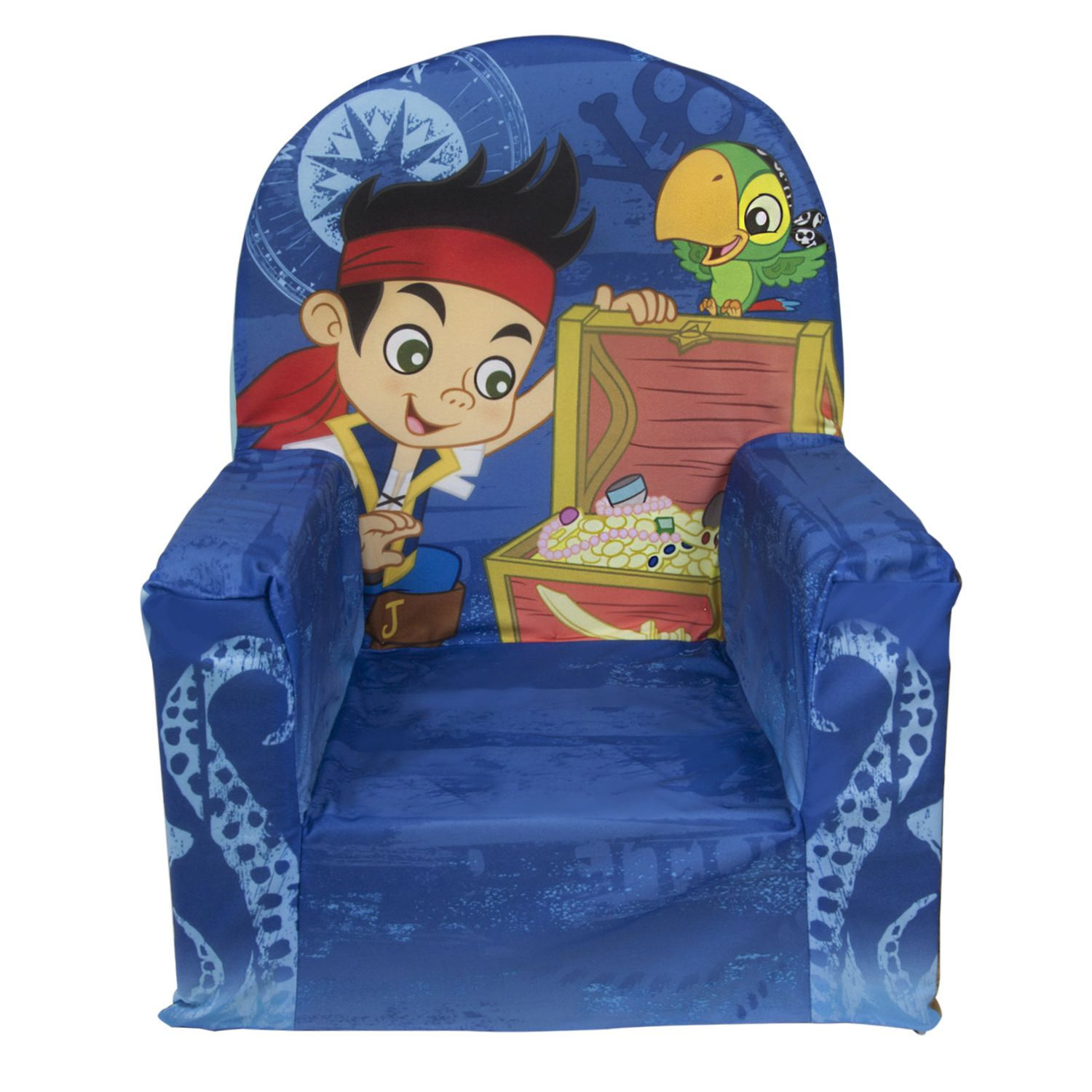 Remarkable Marshmallow High Back Chair Disneys Jake Neverland Download Free Architecture Designs Scobabritishbridgeorg