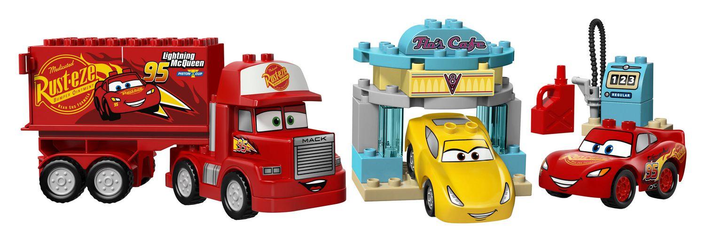 Lego Duplo Cars Flos Café 10846 Walmart Canada