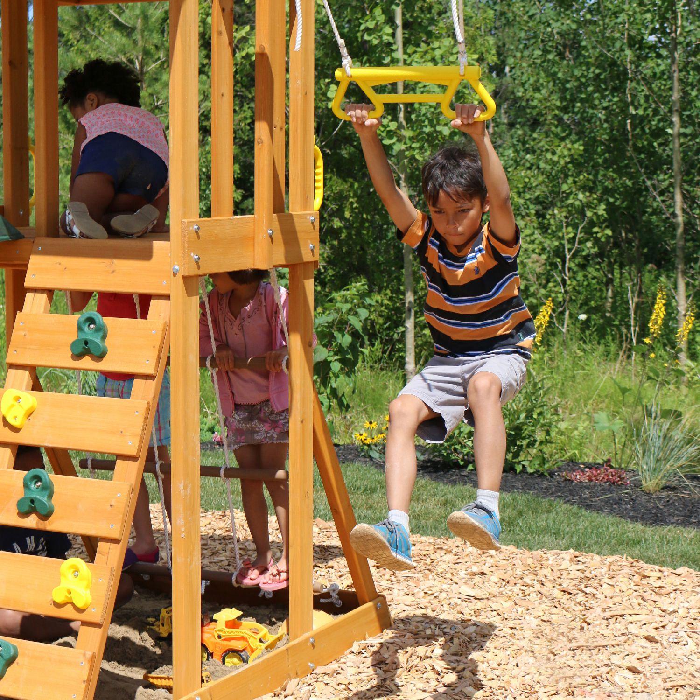 big backyard meadowvale ii wooden play set f24035 walmart canada