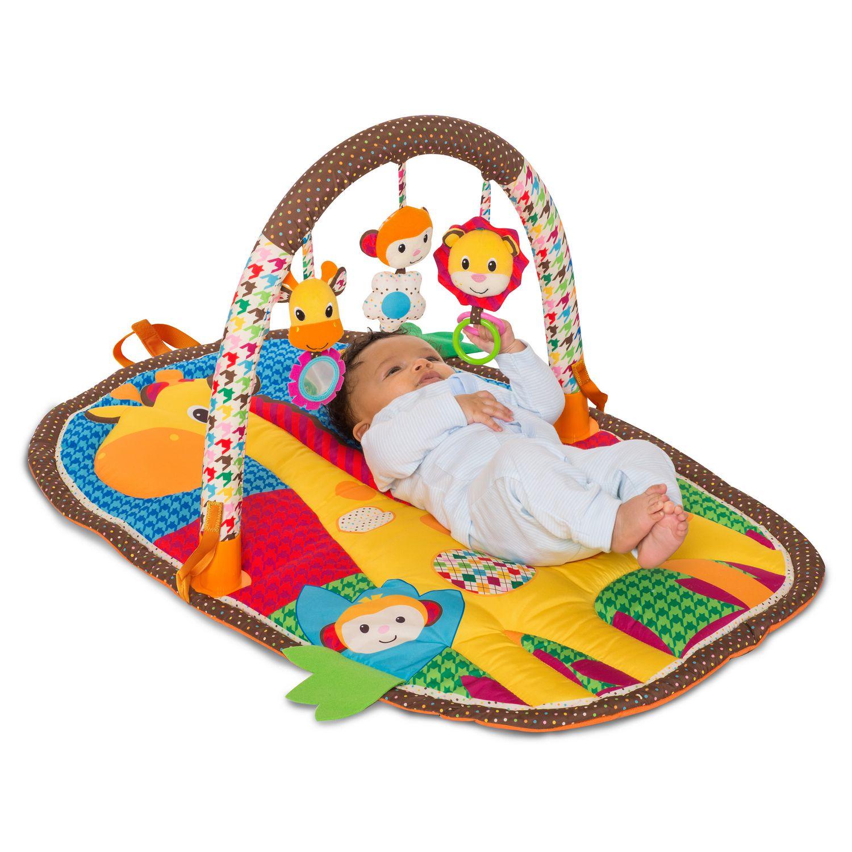 infantino llc take  play safari activity gym  play mat  walmartca -