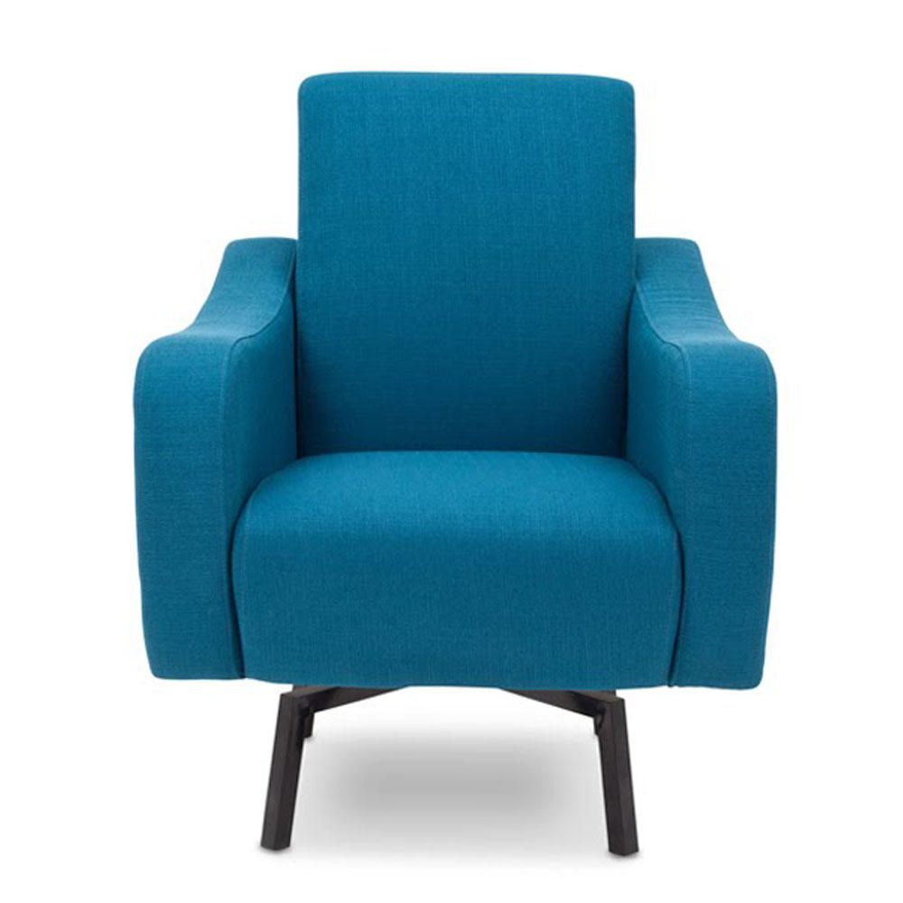 tufted products teal sofa blue anabella chair velvet gdf studio
