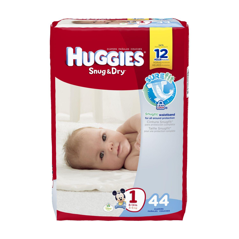Huggies® Snug & Dry Diapers Jumbo | Walmart.ca