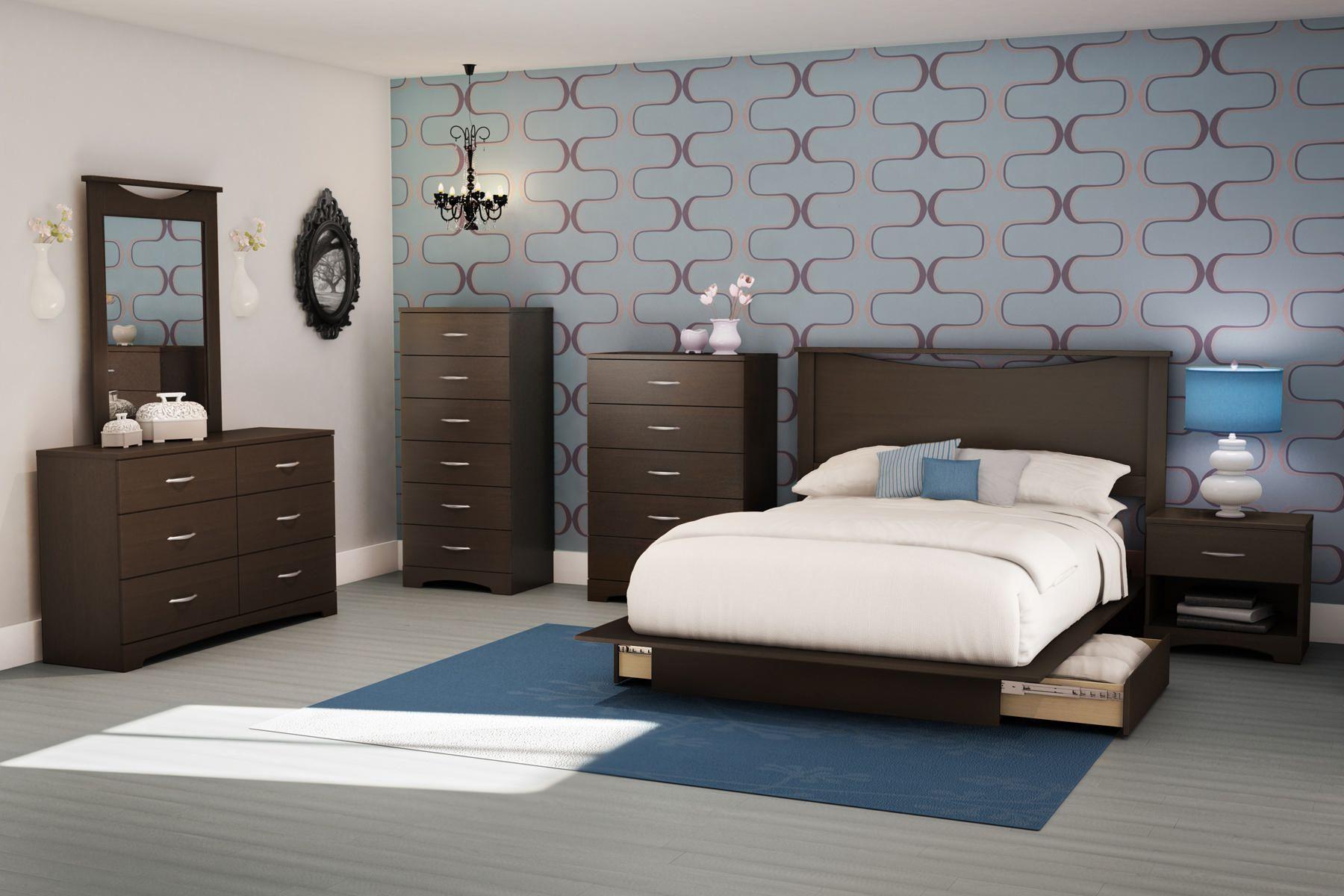 soho at bed furniture brownstone south shore set noel bedroo bedroom