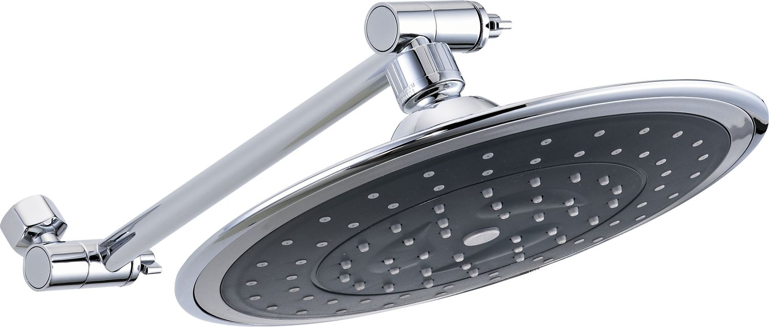 rain idealrain shower angled ideal head with picture of standard arm
