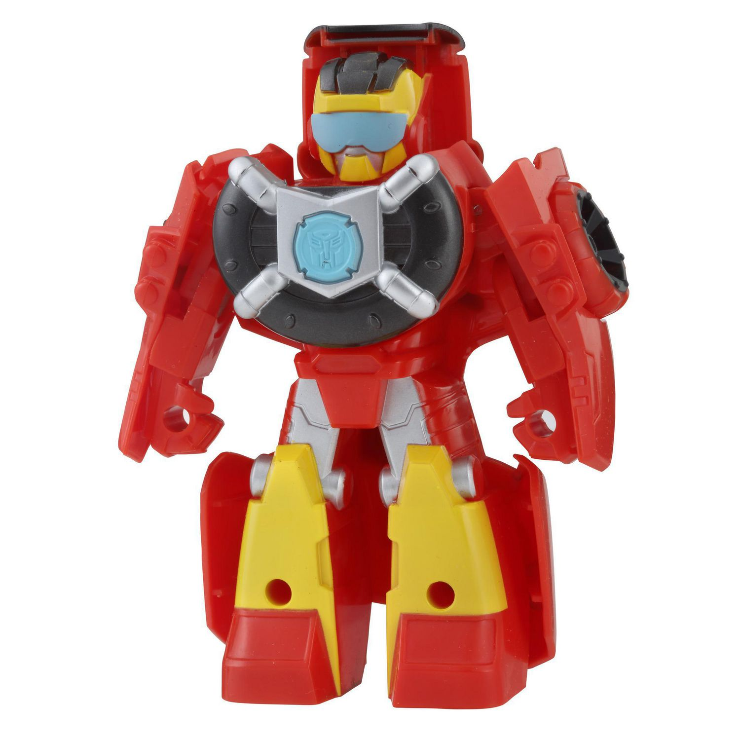 Transformers Rescue Bots Academy Playskool Heroes ~~ HOT SHOT ~~~ FAST POST