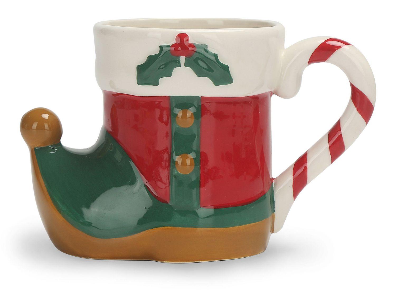 Holiday time Elf Boot Mug | Walmart Canada