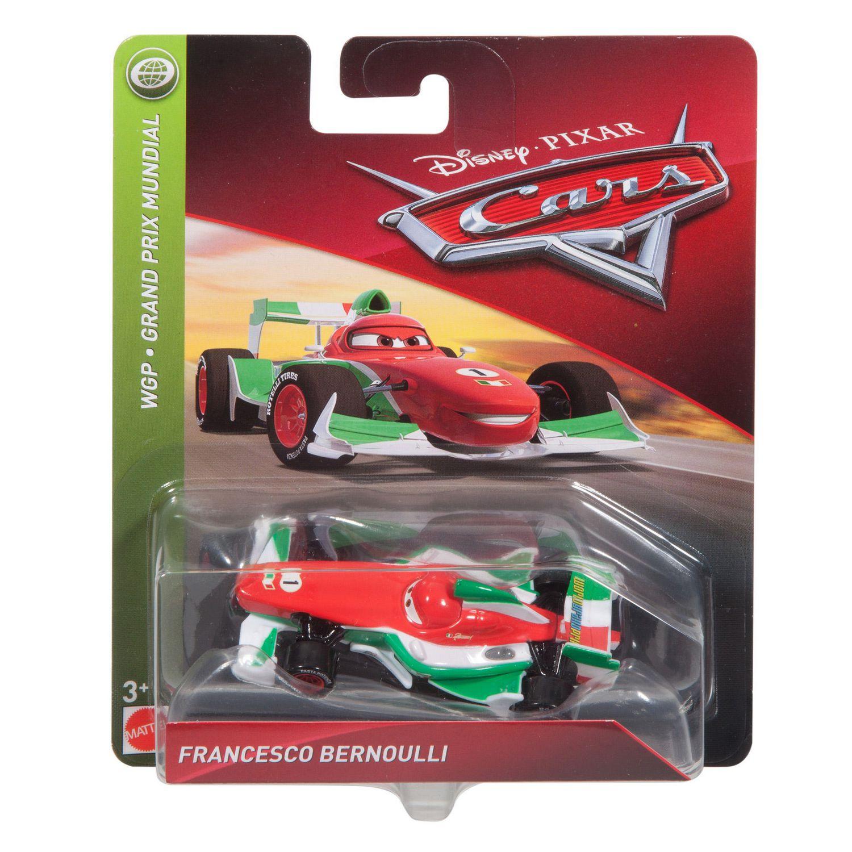 Disney Pixar Cars Die Cast Francesco Bernoulli Vehicle Walmart Canada