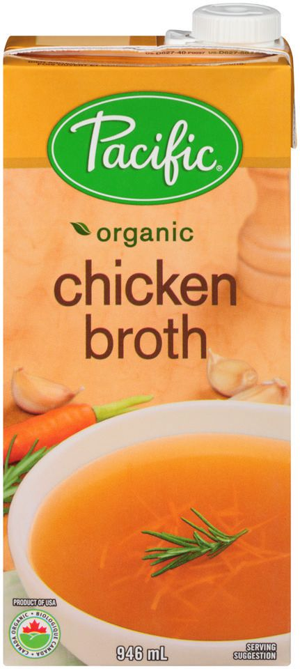 Pacific Foods Organic Chicken Broth Walmart Canada