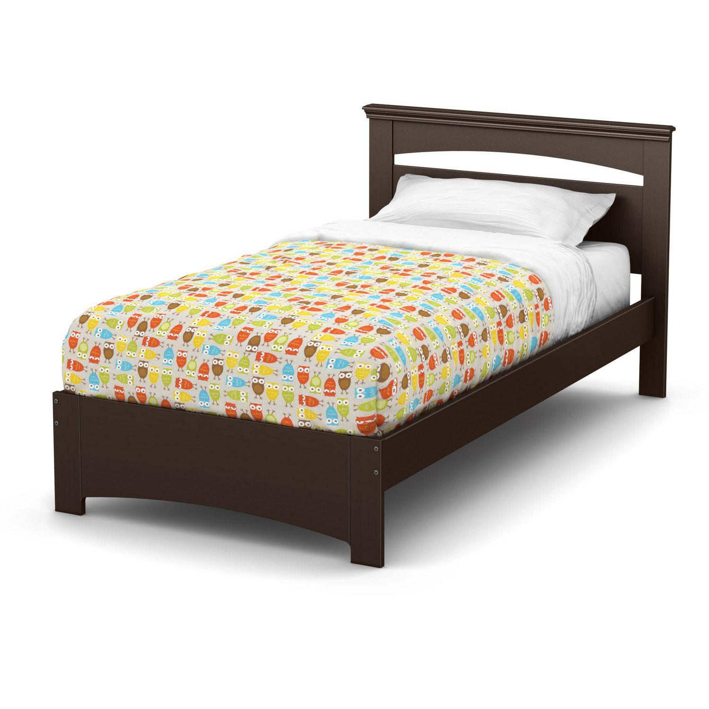 south shore smart basic twin bed set ('')  walmartca -