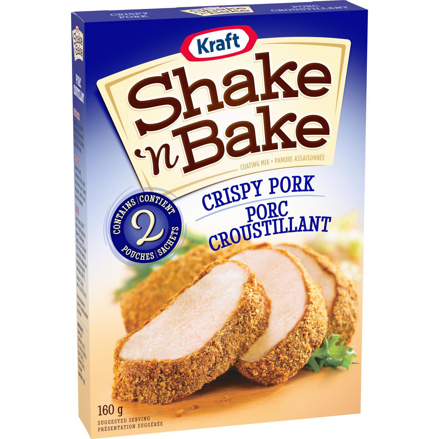 Walmart Oil Change Price >> Kraft Shake 'n Bake Crispy Pork Coating Mix | Walmart Canada