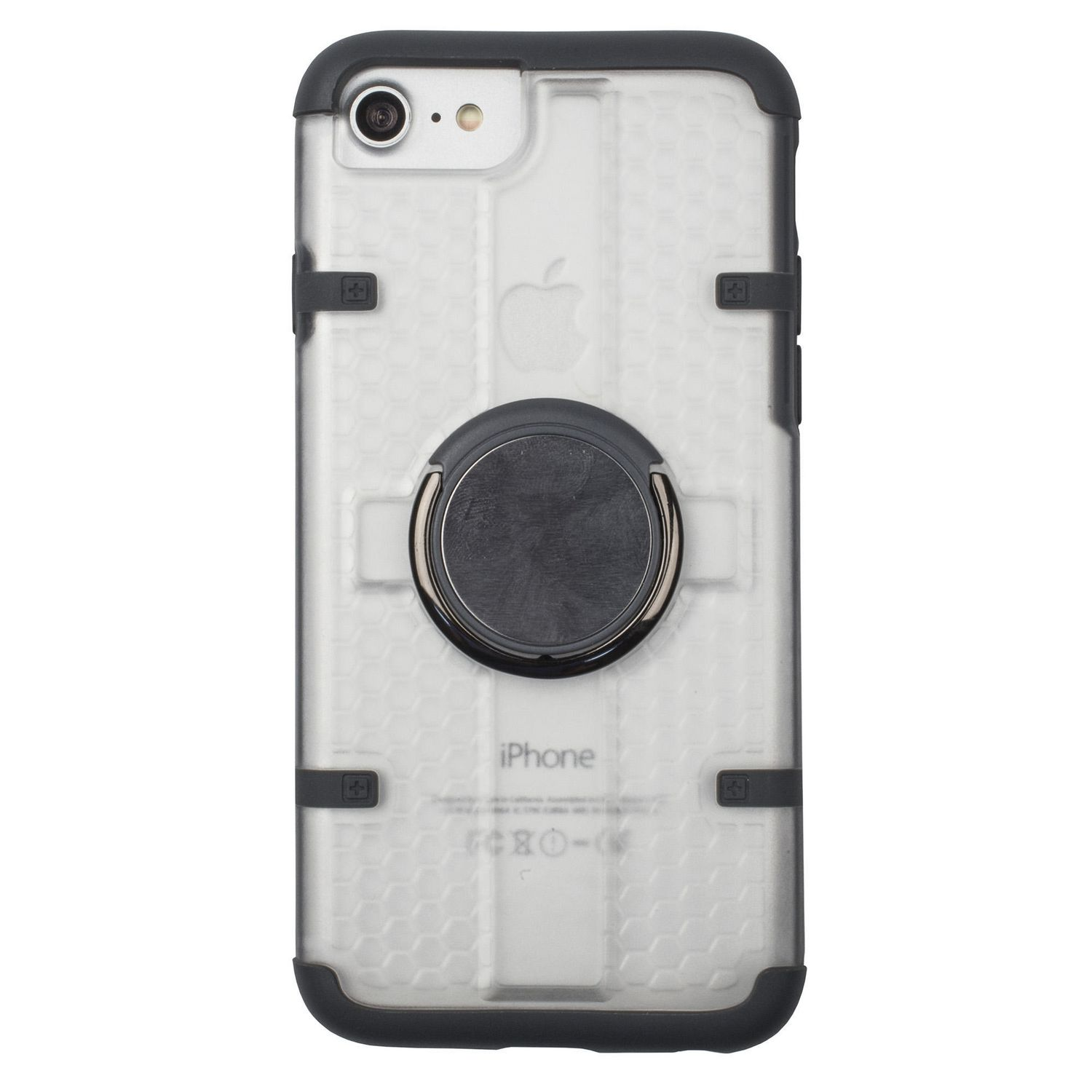 new products 8beb6 a7db9 Blackweb Shockproof Ring Case for iPhone 6/6s/7