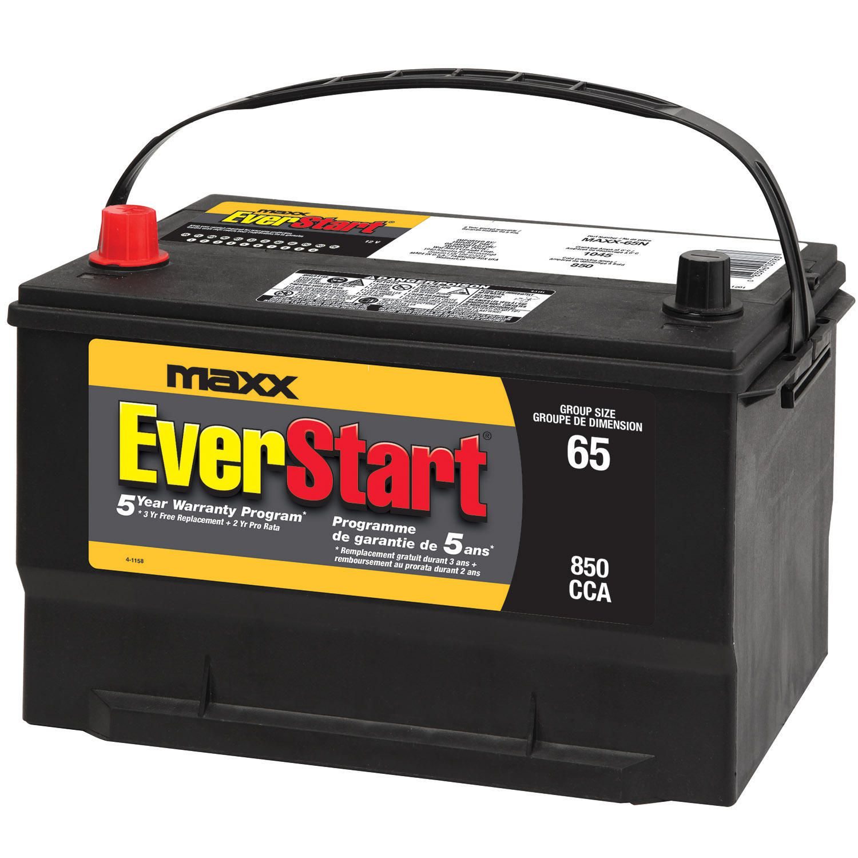 EverStart MAXX-65N | Walmart Canada