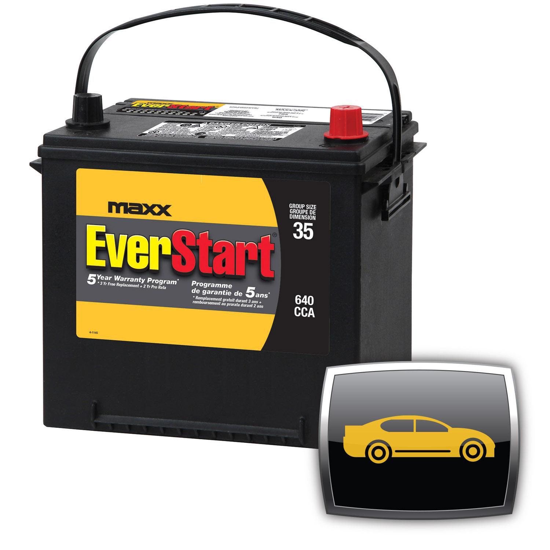 EverStart Battery MAXX