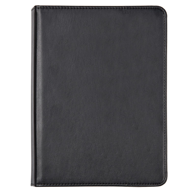 Onn universal foilo black tablet case for 9 10 devices