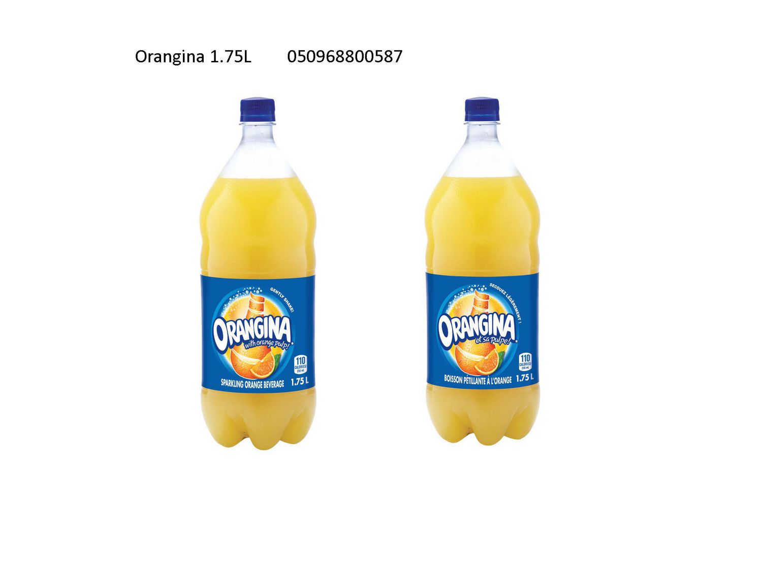 is diet orangina available in canada