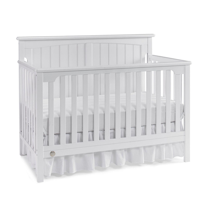 Evacuation crib for sale - Fisher Price Colton Convertible Snow White Crib