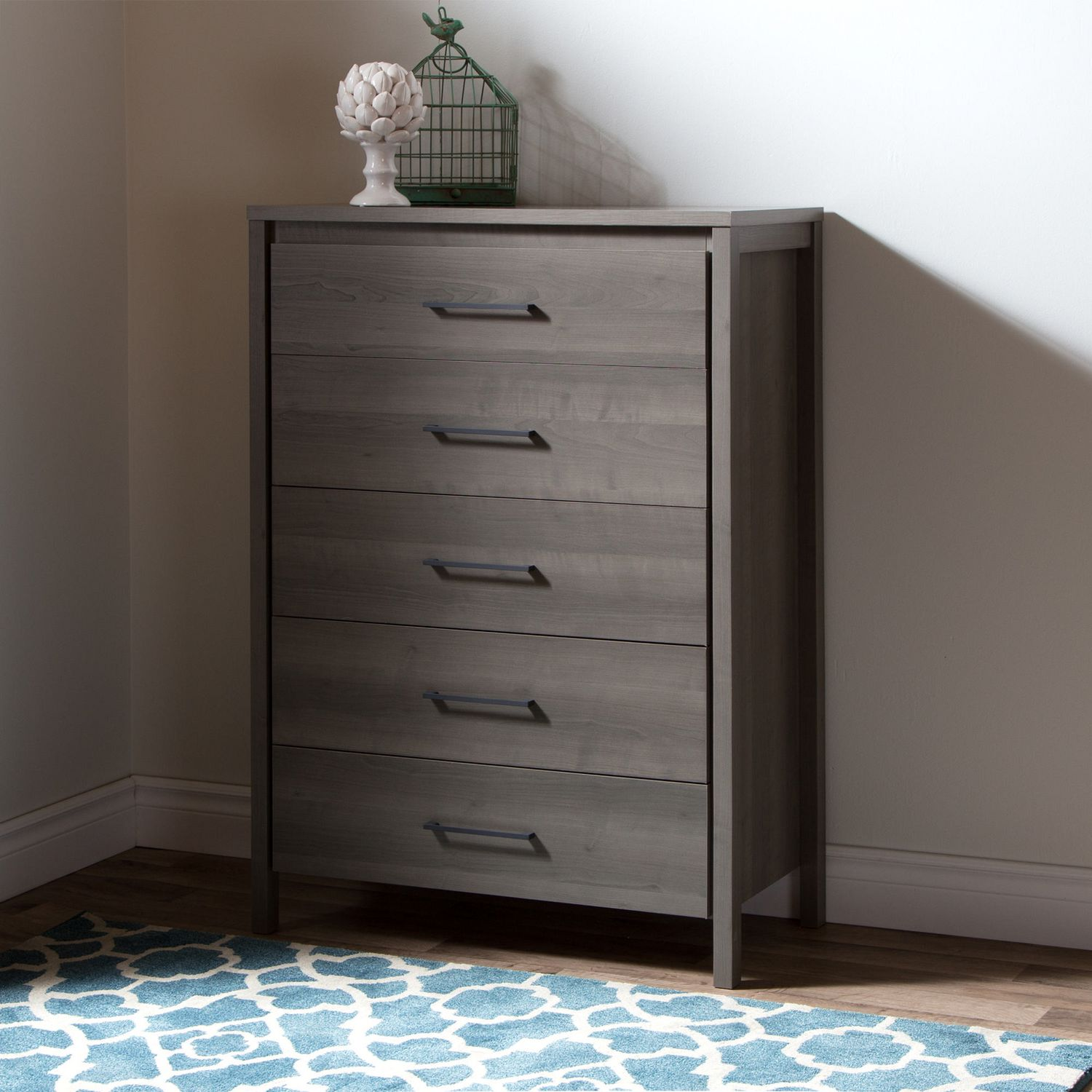 South Shore Gravity Collection 5 Drawer Chest Walmart Canada