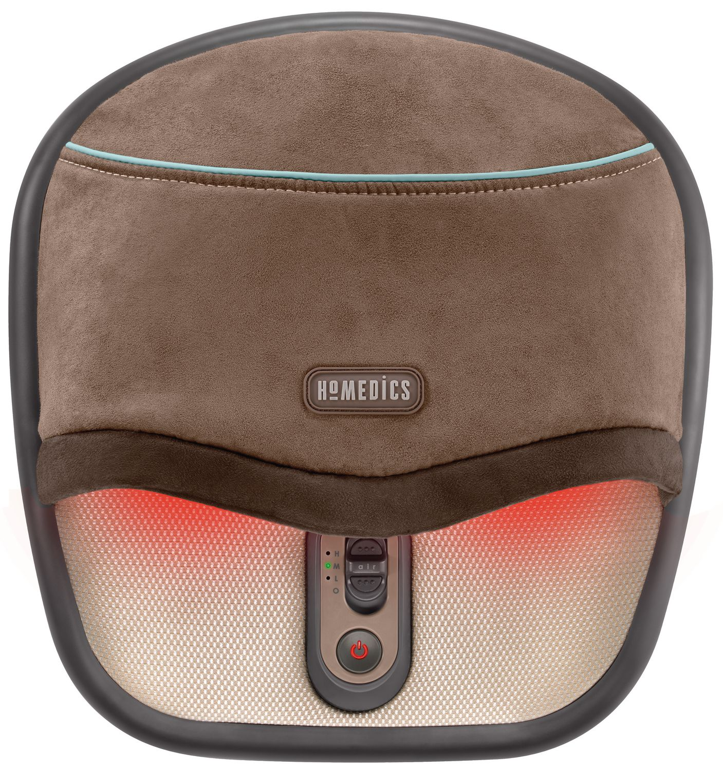HoMedics Air pression Shiatsu Foot Massager with Heat