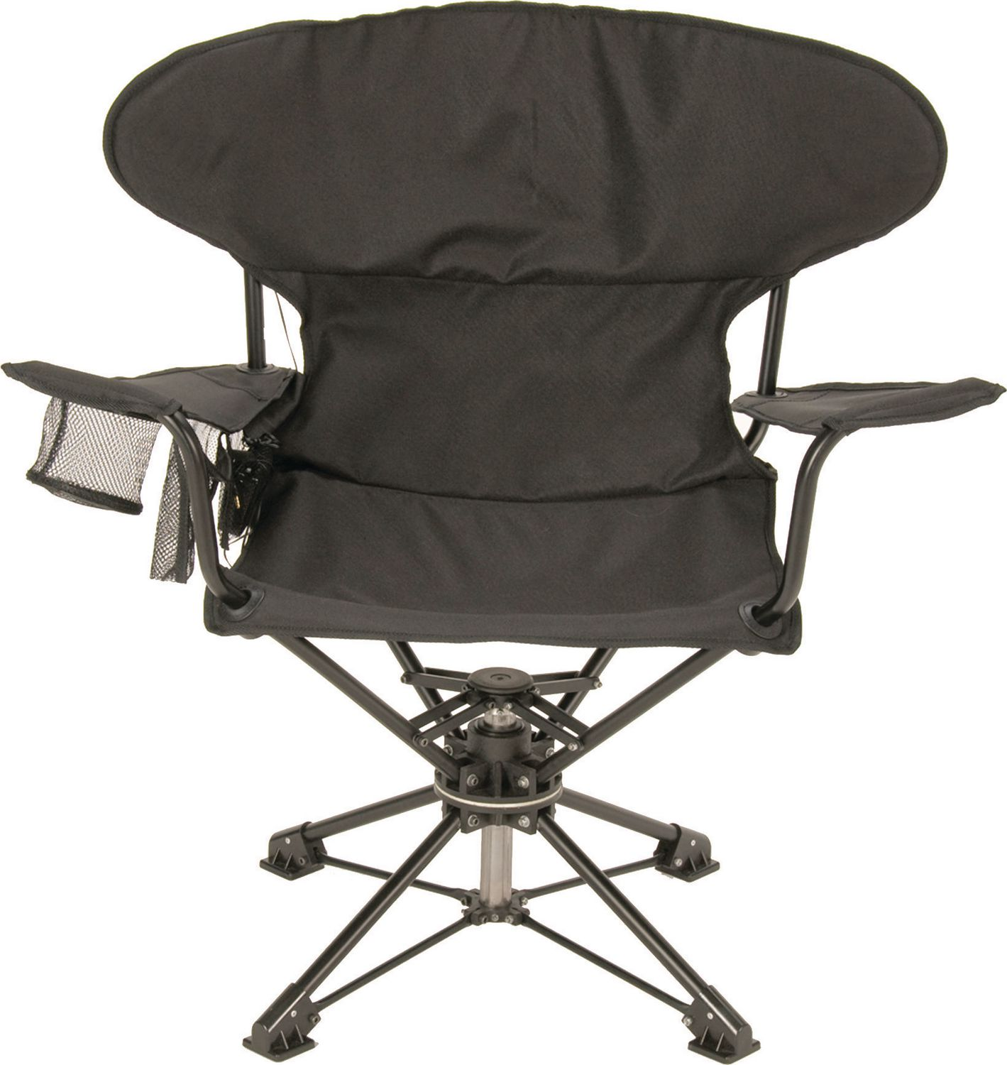 "Revolve"" Swivel Folding Chair"