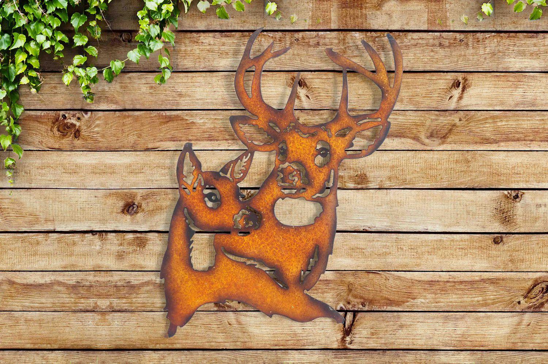 Sunjoy Reindeer Wall D Outdoor Décor   Walmart Canada